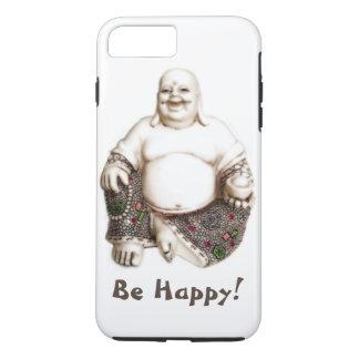Buena suerte alegre de risa feliz Buda Funda iPhone 7 Plus