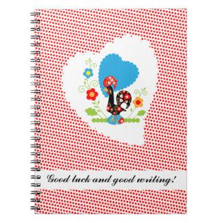 ¡Buena suerte y buena escritura! Cuadernos