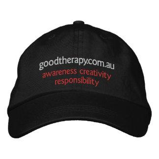 Buena terapia gorras de beisbol bordadas