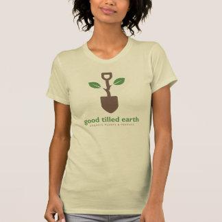 Buena tierra labrada camisetas