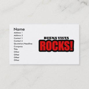 Vista business cards zazzle buena vista alabama city design business card reheart Image collections