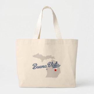 Buena Vista Michigan MI Shirt Tote Bags