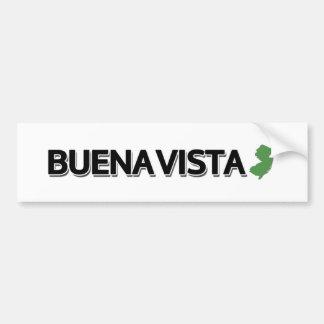 Buena Vista, New Jersey Bumper Sticker
