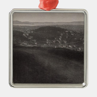 Buena Vista Park, City, from Twin Peaks Christmas Ornament