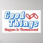 Buenas cosas poster