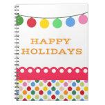 Buenas fiestas cuadernos
