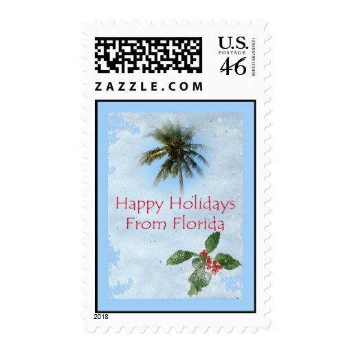 Buenas fiestas de la Florida, de la palma y del ac Franqueo