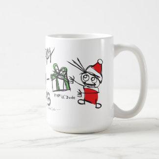 Buenas fiestas lil'DudE Tazas De Café