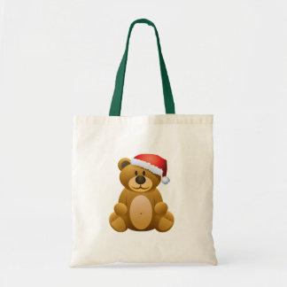 Buenas fiestas oso de peluche bolsas
