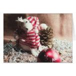 ¡Buenas fiestas oso! Felicitación