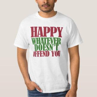 Buenas fiestas parodia divertida de las Felices Poleras