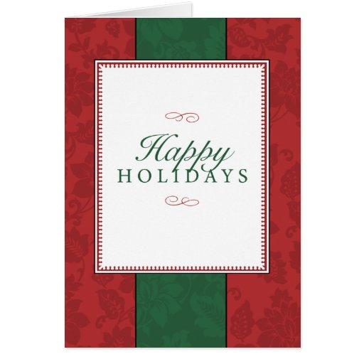 Buenas fiestas regalo del navidad