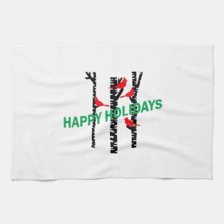 Buenas fiestas toalla