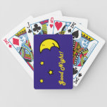 Buenas noches cartas de juego