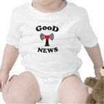 Buenas noticias Pascua Traje De Bebé