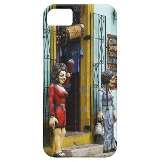 Buenes Aires Doorway Figurines iPhone 5 Case