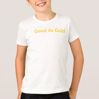 bueno como oro poleras