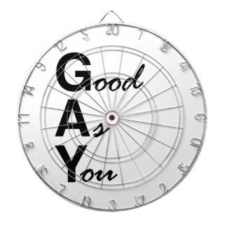 BUENO COMO USTED GAY - .PNG TABLA DARDOS