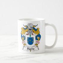 Bueno Family Crest Mug
