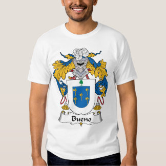Bueno Family Crest T-Shirt