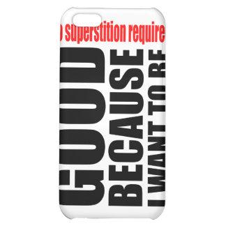 Bueno porque quiero ser, ningún superstiton requer