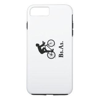 Buenos Aires Argentina Cycling BsAs iPhone 8 Plus/7 Plus Case
