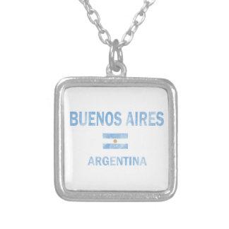 Buenos Aires Argentina Designs Custom Necklace