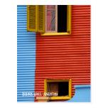 Buenos Aires Argentina Postcard