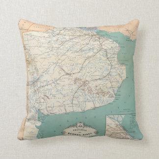 Buenos Aires, Argentina Throw Pillow