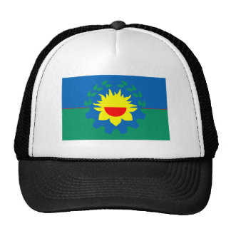 Buenos Aires flag Mesh Hat