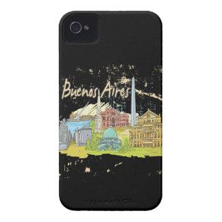 Buenos Aires Case-Mate iPhone 4 Funda