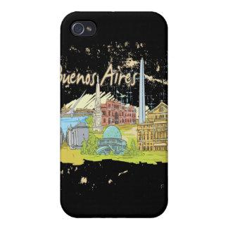 Buenos Aires iPhone 4 Funda