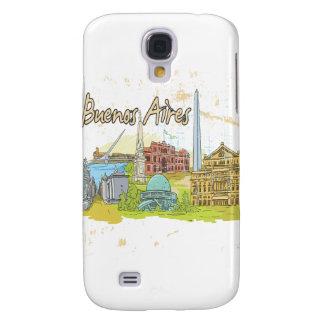 Buenos Aires Funda Para Galaxy S4