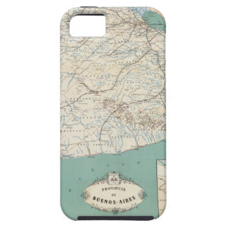 Buenos Aires, la Argentina Funda Para iPhone SE/5/5s