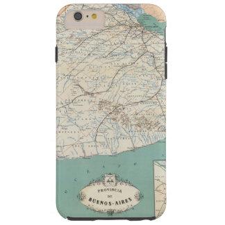 Buenos Aires, la Argentina Funda Resistente iPhone 6 Plus