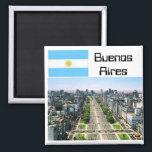 """Buenos Aires Magnet<br><div class=""""desc"""">Buenos Aires</div>"""