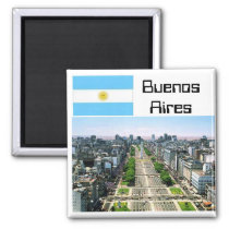 Buenos Aires Magnet