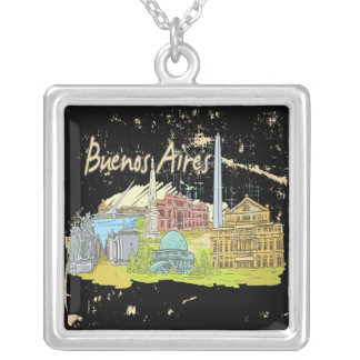 Buenos Aires Custom Necklace