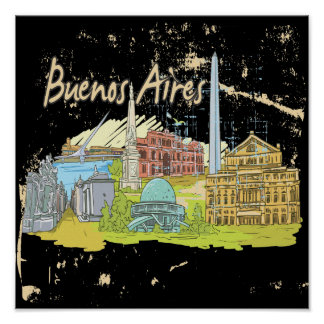 Buenos Aires Póster