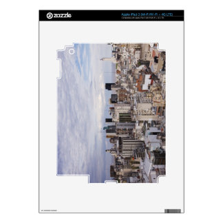 Buenos Aires Skyline 2 Skin For iPad 3