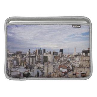 Buenos Aires Skyline 2 Sleeve For MacBook Air