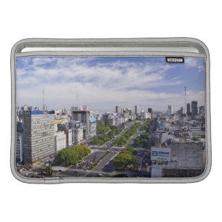 Buenos Aires Skyline MacBook Air Sleeve