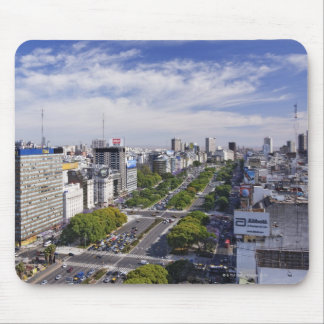 Buenos Aires Skyline Mouse Pad
