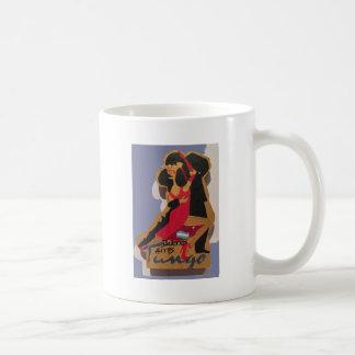 Buenos Aires Tango Coffee Mug