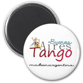 Buenos Aires Tango Magnet
