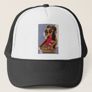 Buenos Aires Tango Trucker Hat