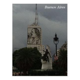 Buenos Aires - Torre de los Ingleses Postales