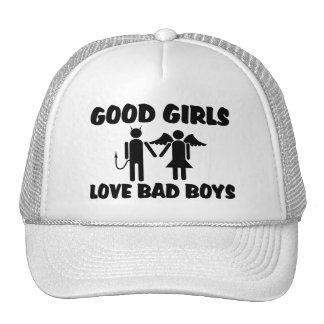 Buenos chicos malos del amor de los chicas