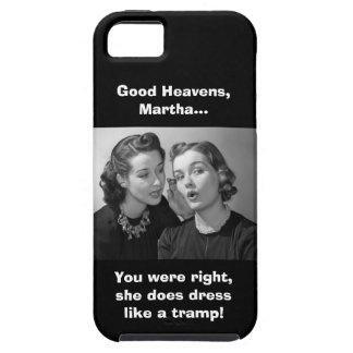 ¡Buenos cielos, Martha! - Versión limpia iPhone 5 Carcasa