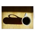 ¡Buenos días! Café Tarjetón